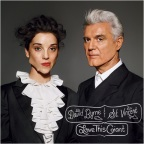"Free MP3: ""Who"" by David Byrne and St. Vincent"
