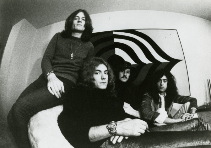 Led Zeppelin (Atlantic Records)