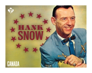 Hank Snow (Canada Post)