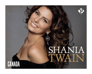 Shania Twain (Canada Post)