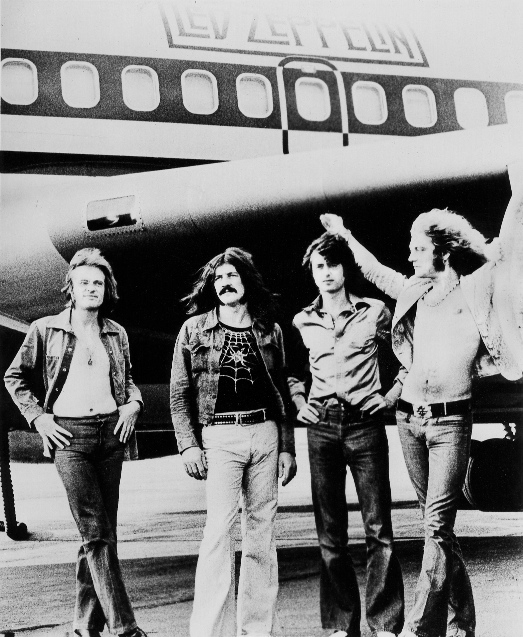 Led Zeppelin (Bob Gruen)