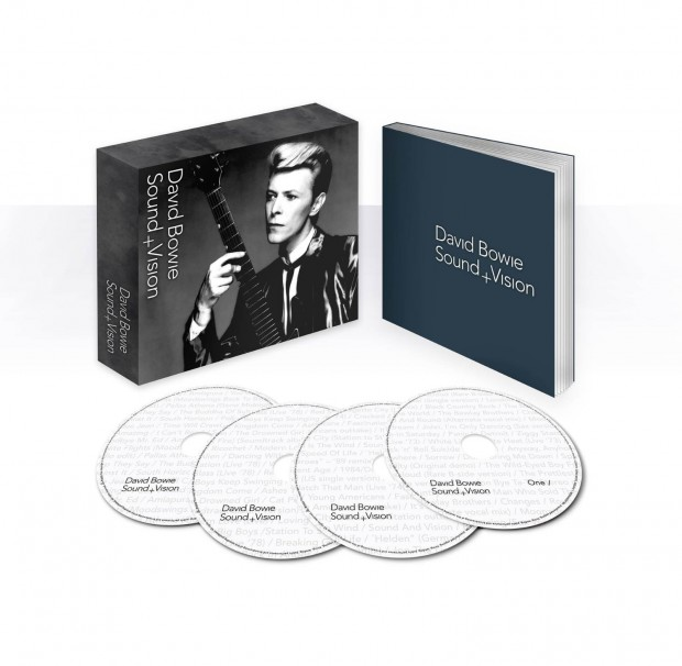 bowie sound and vision pack shot