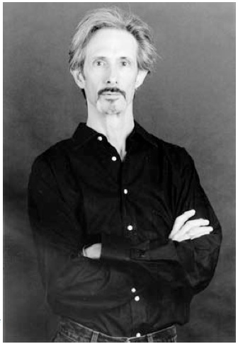 Lenny Kaye (publicity photo for 'You Call It Madness')