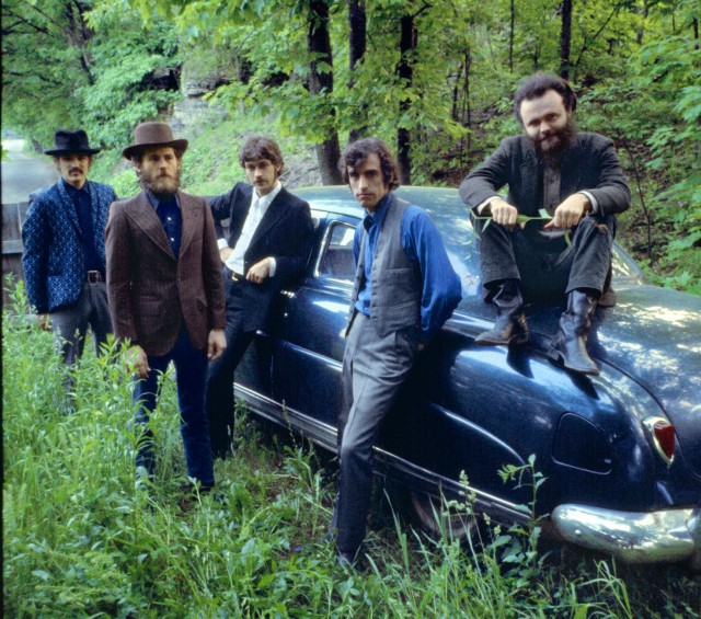 The Band (Elliott Landy)