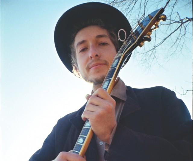 Bob Dylan (Elliott Landy)