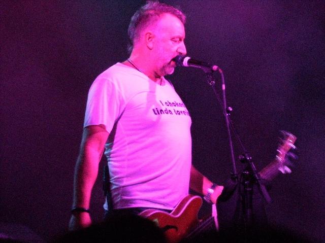 New Order's Peter Hook Looks Back While MovingForward