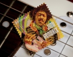 Why the Jimi Hendrix Stamp Is Not in USPS Stamp Yearbook
