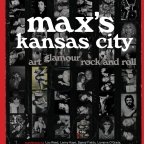 Max's Kansas City Celebrated in New Book