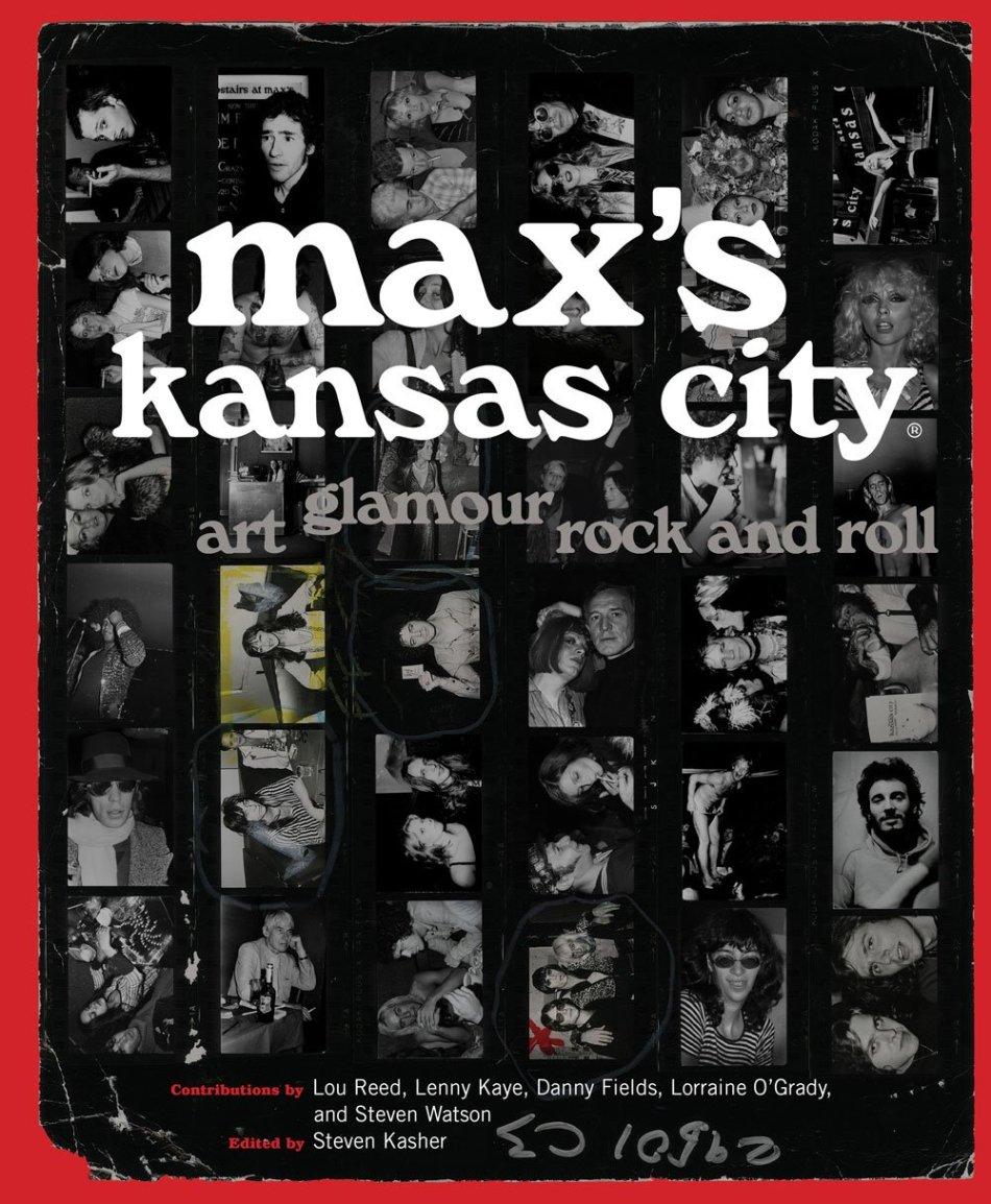 Max's Kansas City Celebrated in NewBook