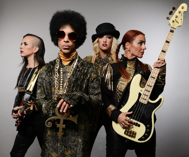 Prince and 3RDEYEGIRL (Warner Bros.)