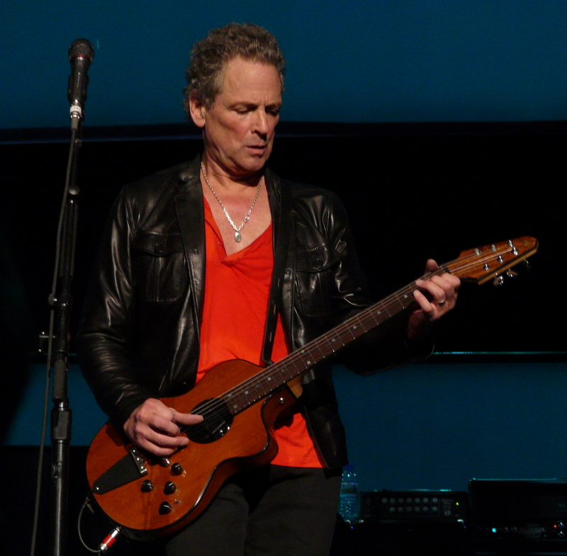 Lindsey Buckingham Avoids the 'Politics' of Fleetwood Mac on New Solo LP