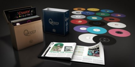 Queen to Issue Vinyl Albums Box Set