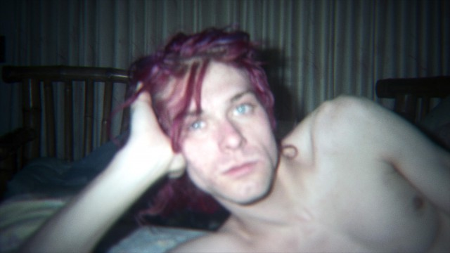 Kurt Cobain (The End of Music, LLC/Courtesy of HBO)
