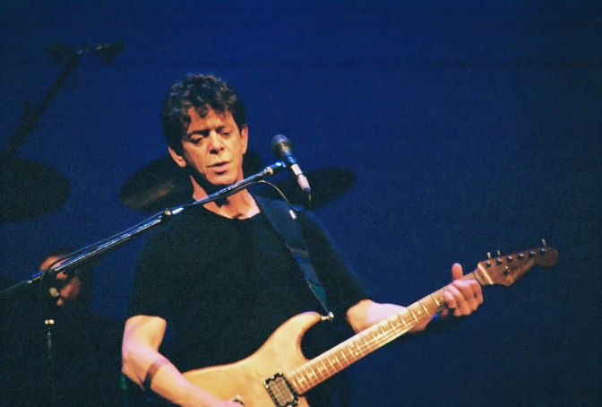 Lou Reed (By .dannynorton (http://flickr.com/photos/dannynorton/186795352/) [CC BY 2.0 (http://creativecommons.org/licenses/by/2.0)], via Wikimedia Commons)