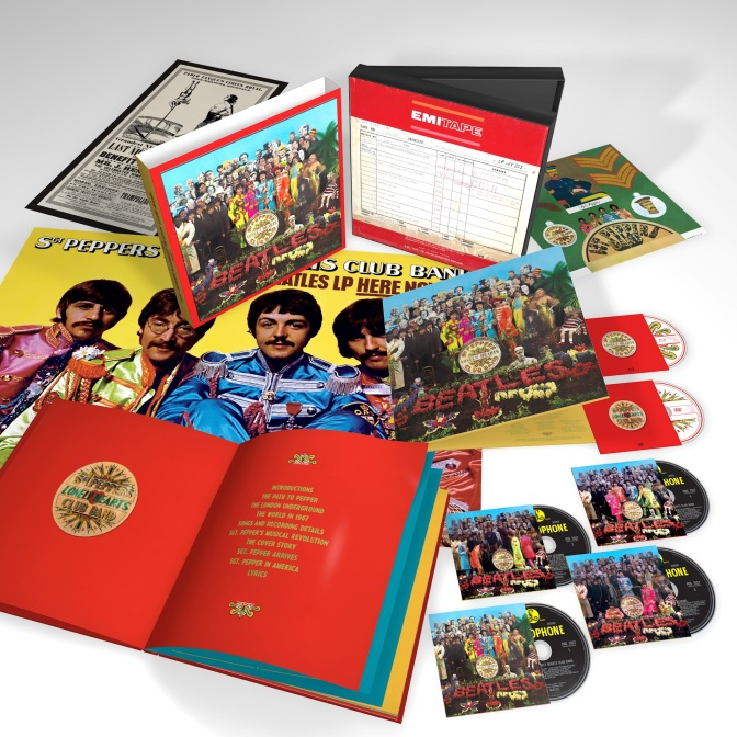RS13_The Beatles Sgt Pepper 6 Disc 3D Product Shot-1