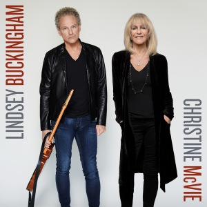Lindsey Buckingham Christine McVie Cover Art
