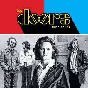 The Doors Singles Collection 2CD Cover