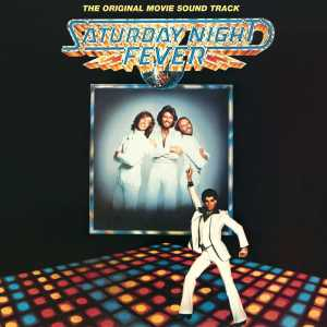 cover art-Saturday Night Fever-40th Anniversary Edition