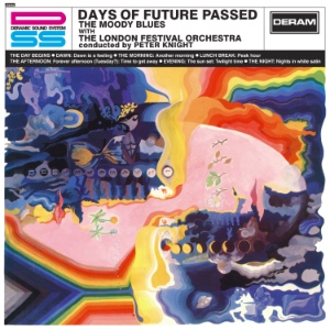 The Moody Blues-Days Of Future Passed-cover art