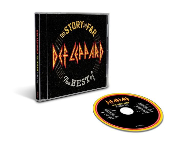 DL The Story So Far Standard CD